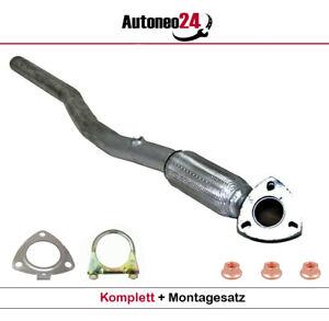 Abgasrohr Opel ASTRA H, CC, CARAVAN 1.6 / 1.8 Hosenrohr, Auspuff ab. Bj. 2005