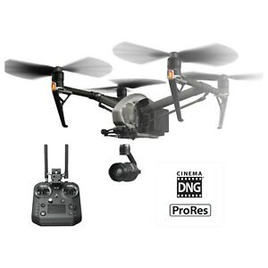 DJI inspire 2 LC3 + Cendence with patch + X5S + Polarpro + DNG +ProRes + 4 Batts