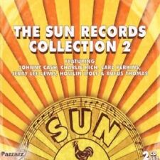 THE SUN RECORDS COLLECTION 2  2 CD NEW+ CHARLIE RICH/JOHNNY CASH/CARL PERKINS/+