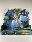 How to Train Your Dragon Lightfury Action Figure with Lights and Sounds New