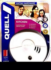 QUELL KITCHEN PHOTOELECTRIC SMOKE ALARM DIY ,EASY AND FAST INSTALLATION 10YR