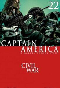 CAPTAIN AMERICA  #22 (Vol. 5) - Back Issue