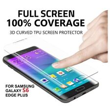 Full Screen 3D Plastic Samsung Galaxy S6 Edge