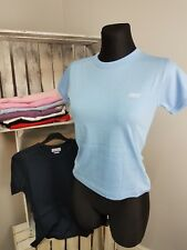Reebok Ladies/Women`s Short Sleeve T-Shirt Top (R18)