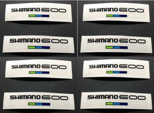 Shimano 600 Tricolor Ultegra Bremse Bremshebel Schalthebel Kurbel