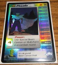 DragonBall Z Promo P2 FOIL Piccolo LV4 Unlimited Ed, Good Condition