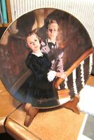 WS George Melanie And Ashley Tenth Issue In The Gone With The Wind Plate Series