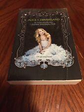 Alice in Zombieland (The White Rabbit Chronicles #1) Gena Showalter *PB*