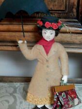 """Gladys Boalt - Vintage - """" Mary Poppins """" - Fantasy Film - 6.75"""" - 9"""" -2005"""