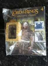 "The Lord Of The Rings Magazine Collectors Model Issue 4 ""Lurts"" Unopened/Unused"
