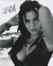 Monica Bellucci Sexy Autographed Signed 8x10 Photo COA #6