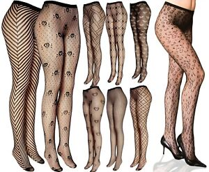 Sexy Multi Pattern Fishnet Pantyhose