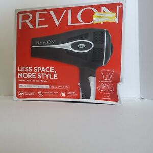 Revlon RVDR5034 1875W Compact and Lightweight Hair Dryer - Black box damage