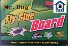 5pcs Mr Bug House Fly Glue Paper Trap Moths Bed Bugs Sticky Pests Insect Control