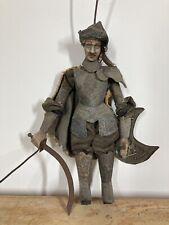 Vintage Folk Art Sicilian Marionette Puppet