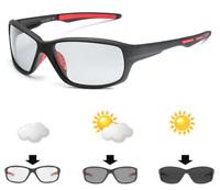 PolarLens Photochromic Polarized Sunglasses Lens Cycling Running Driving Sports