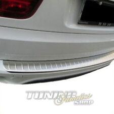 EDELSTAHL Ladekantenschutz Schutz mit Abkantung für BMW X5 E70 ab BJ 2006-
