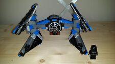 LEGO 6206 TIE Interceptor + Building instructions (STAR WARS)