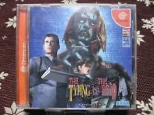 Sega DreamCast The Typing of the Dead Japan DC F/S