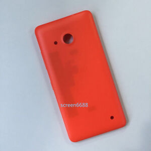 For Nokia Microsoft Lumia 550 Battery Rear Back Housing Door Cover Replacement