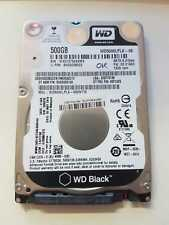"WD Black 2.5"" SATA HDD 500GB WD5000LPLX-08ZNTT0 PCB 2060-800018-001 REV P1"