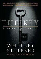 Very Good, The Key: A True Encounter, Strieber, Whitley, Book