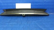 Chrysler Pacifica 2017 Rear LIFTGATE LICENSE TRIM Finish Panel OEM