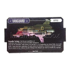 BF114 CARTE ASTRONEF VANGUARD BLACKSTONE FORTRESS WARHAMMER 40K