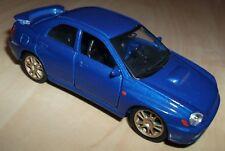 Maisto Subaru Impreeza WRX STI 1/43