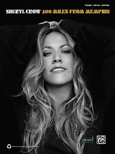 """""""SHERYL CROW-100 MILES FROM MEMPHIS"""" PIANO/VOCAL/GUITAR MUSIC BOOK-NEW ON SALE!!"""