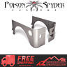 Poison Spyder Crusher Corners - Stock ( Steel ) for 1997-2006 Jeep Wrangler TJ