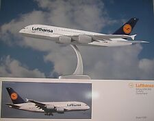 LIMOX Wings 1:200 Airbus a380 Lufthansa Allemagne D-aimn + Herpa Wings catalogue