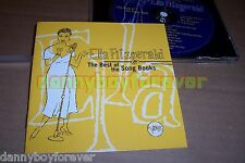 Ella Fitzgerald 3 CD Swings Gently w/ Nelson Riddle Best of the Verve Song Books
