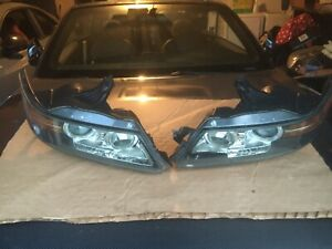 2006 -2008 Acura TL Headlights XENOn HID Right And Left Side Pair OEM