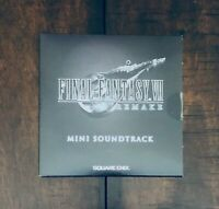Final Fantasy VII 7 Remake Deluxe Edition (Mini Soundtrack ONLY) PS4 Square Enix
