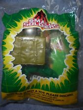 Burger King Sealed New Toy 1998 Small Soldiers Commando Elite Figure Army MIP