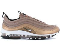 Nike Air Max 97 Zapatillas de Hombre Bronce Zapatos Ocio 921826-200 Nuevo