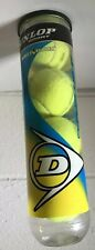 Dunlop Championship All Surface Doubles Tennis Balls 2 Cans of 4 603098Us