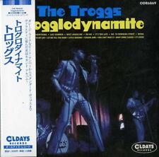 TROGGS-TROGGLODYNAMITE-JAPAN MINI LP CD BONUS TRACK C94