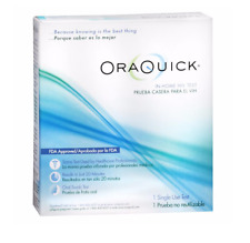 EverReady First Aid Oraquick HIV Test in Home