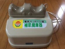 CHI MACHINE MASSAGER CIRCULATION EXERCISER Leg / Foot China Asian Quality