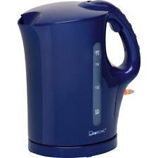 Clatronic WK 3445 Hervidor agua eléctrico, capacidad de 1,7 l, 2200 W azul