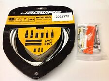 Jagwire Road Pro Brake Cable Kit - SRAM / Shimano - White - One Missing Part!