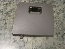 2006 Nissan Altima Interior Dash Fuse Box Door Grey Gray