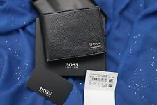 BRAND NEW DESIGNER HUGO BOSS 'MONAD' NEW MEN TRIFOLD WALLET.