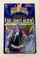 1995 Bandai Mighty Morphin Power Rangers MMPR Vampirus- Evil Space Aliens