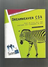 Dreamweaver CS4 - Pour un site full CSS aux standards du W3C
