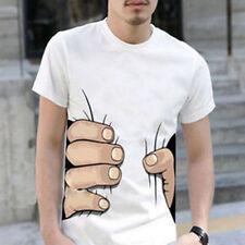 3D Kreative Gedruckten T-Shirt Lustig Männer Frauen Kleidung Freizeit Tops Bluse