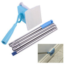Baseboard Cleaning Mop Simply Walk Glide Extendable Microfiber Dust Brush