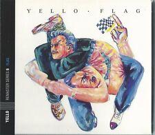 YELLO - FLAG 2005 GERMAN DIGIPAK REMASTER SERIES 6 BORIS BLANK DIETER MEIER